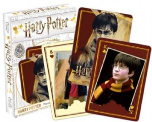 Harry Potter Harry 52 playing cards (+ jokers)